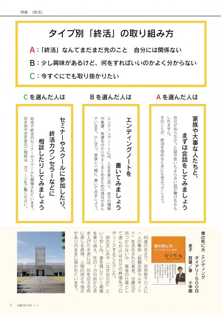 平成30年広報うき7月号P7